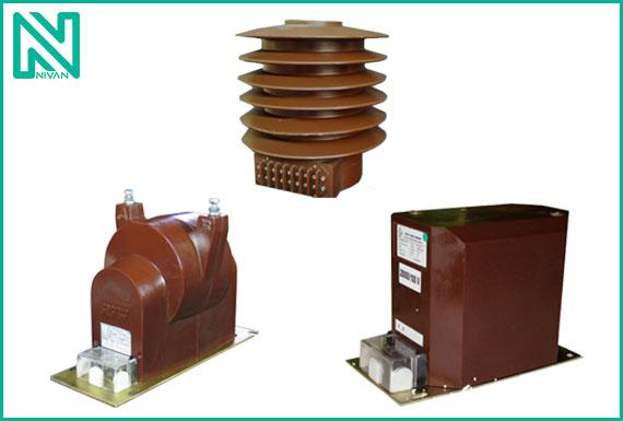 ترانسفورماتور اندازهگیری ولتاژ فشار متوسط