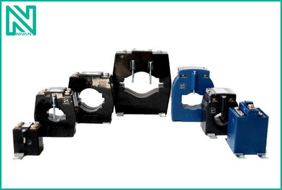 ترانسفورماتور اندازهگیری جریان فشار ضعیف