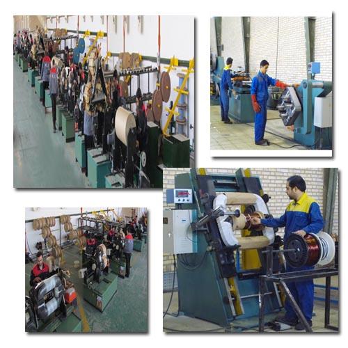 طراحی و راهاندازی خطوط تولید ترانسفورماتور