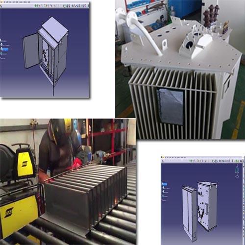 طراحی و راه اندازی خط تولید پستهای پدمانتد